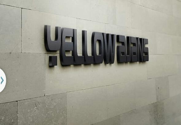 Yellow Ajans - 1